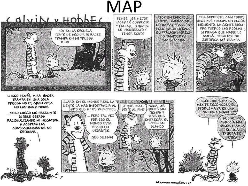 MAP comic