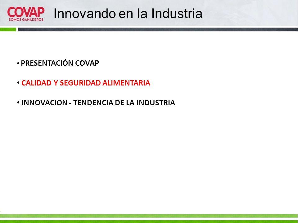 Innovando en la Industria