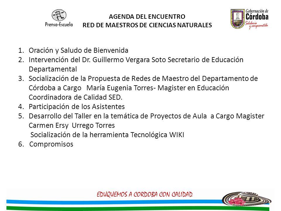 RED DE MAESTROS DE CIENCIAS NATURALES