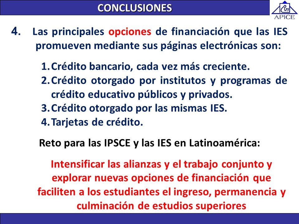 Reto para las IPSCE y las IES en Latinoamérica: