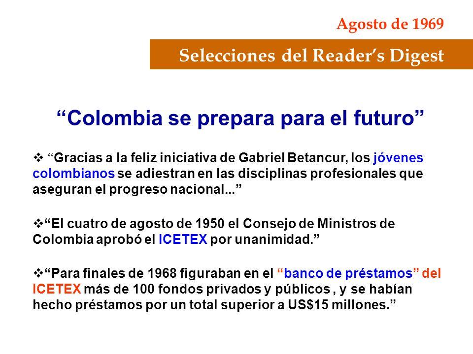 Selecciones del Reader's Digest Colombia se prepara para el futuro