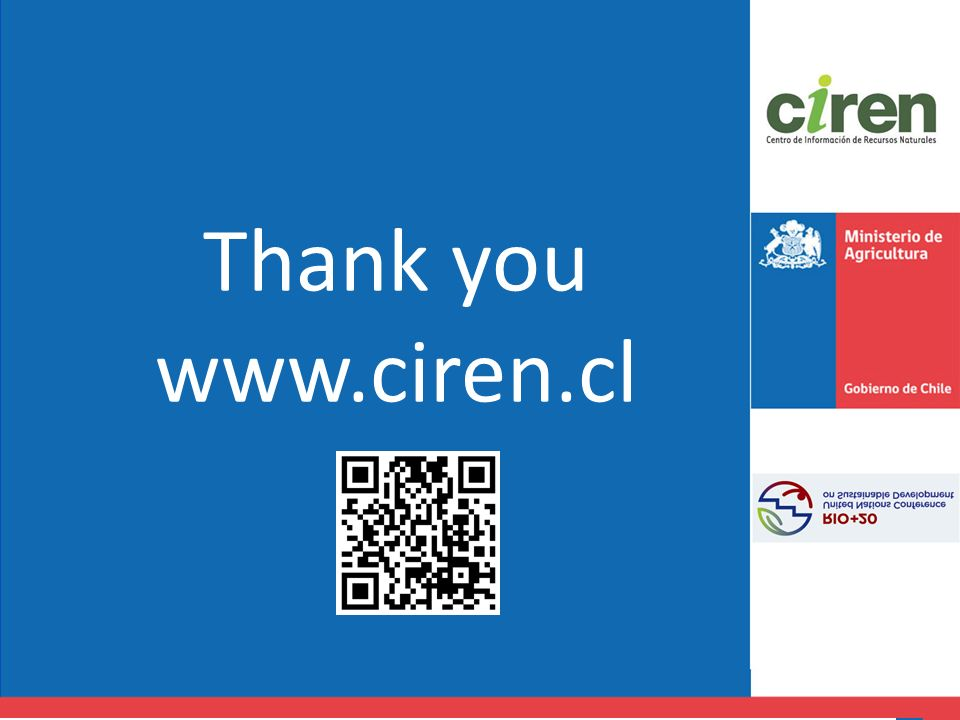 Thank you www.ciren.cl