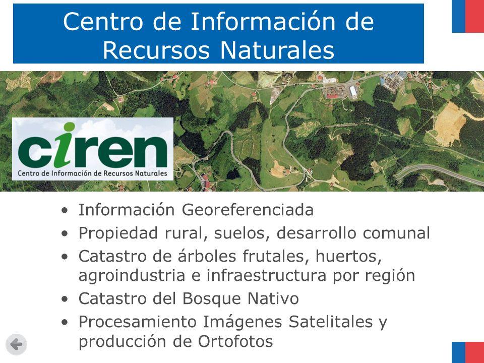 Centro de Información de Recursos Naturales