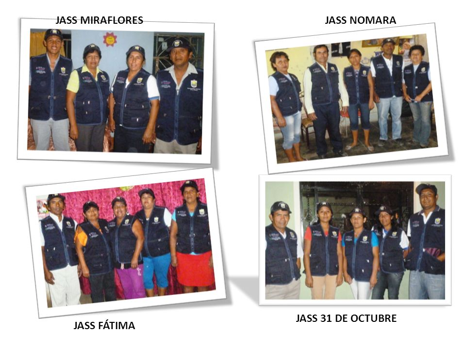 JASS MIRAFLORES JASS NOMARA JASS 31 DE OCTUBRE JASS FÁTIMA