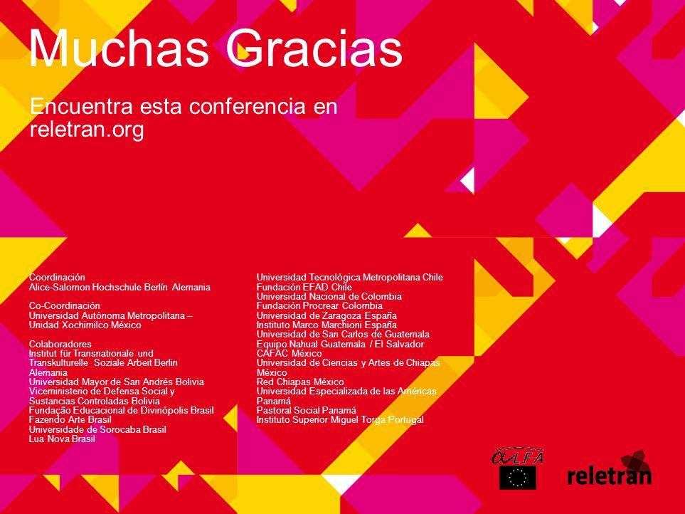 Encuentra esta conferencia en reletran.org
