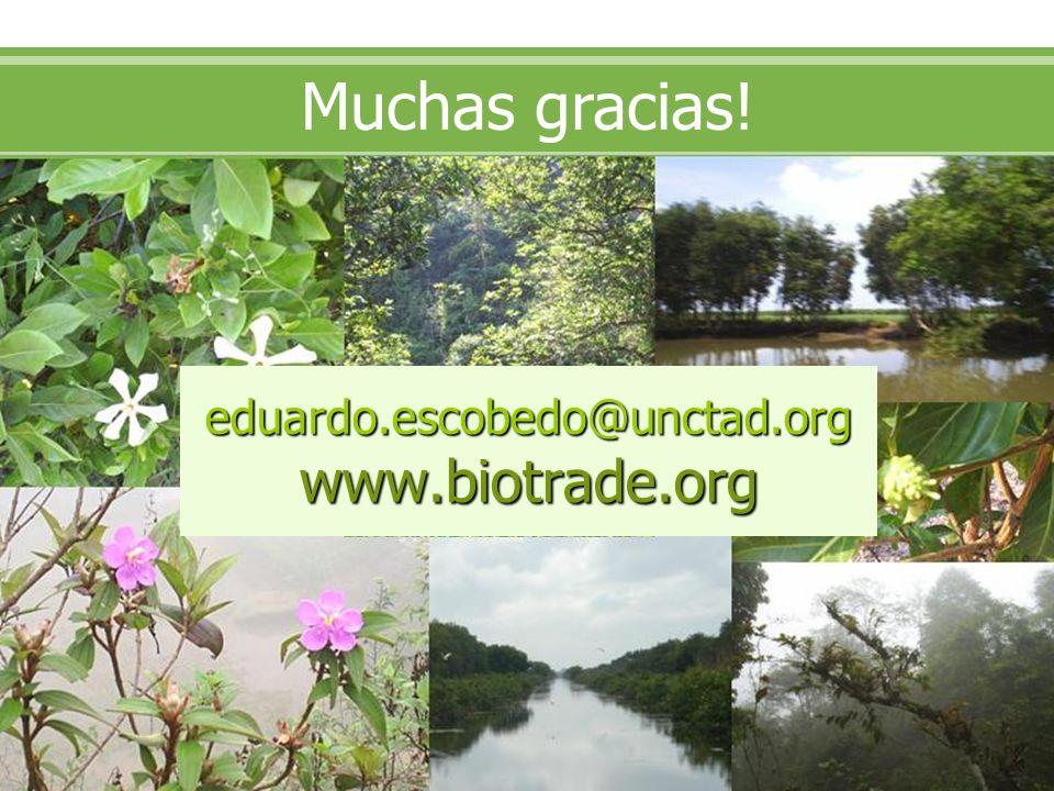 eduardo.escobedo@unctad.org www.biotrade.org