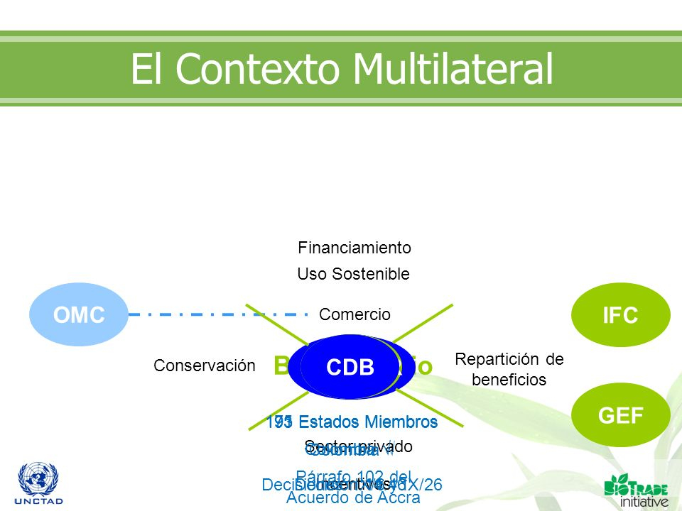 El Contexto Multilateral