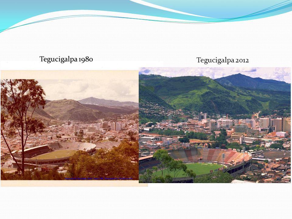 Tegucigalpa 2012