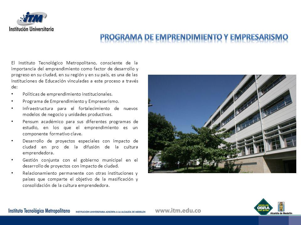 Programa de emprendimiento y empresarismo