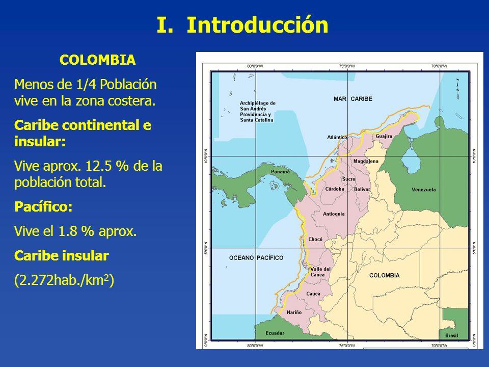 I. Introducción COLOMBIA