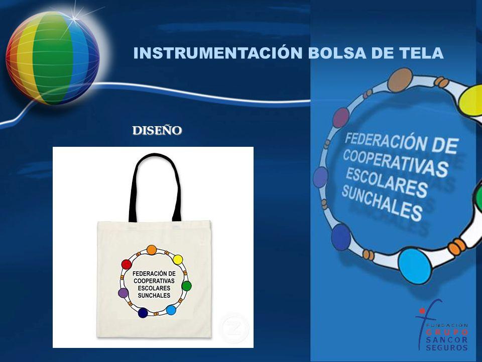 INSTRUMENTACIÓN BOLSA DE TELA