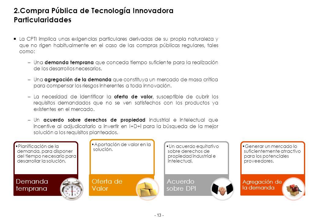 3.La CPTI como oportunidad para la biotecnología