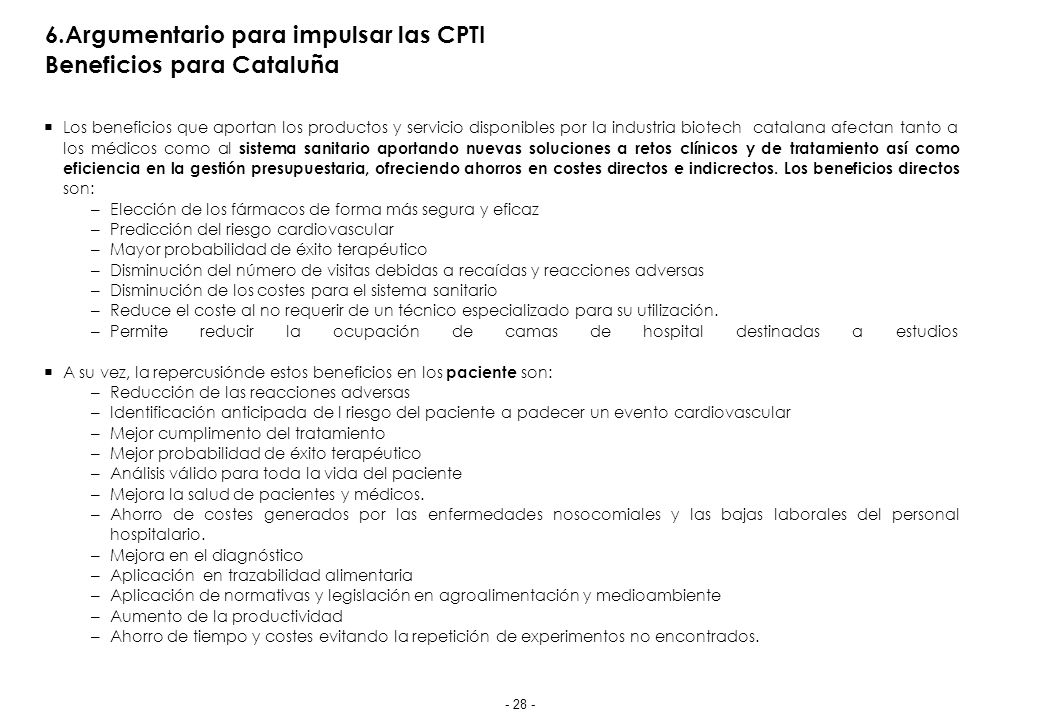 6.Argumentario para impulsar las CPTI Empresas