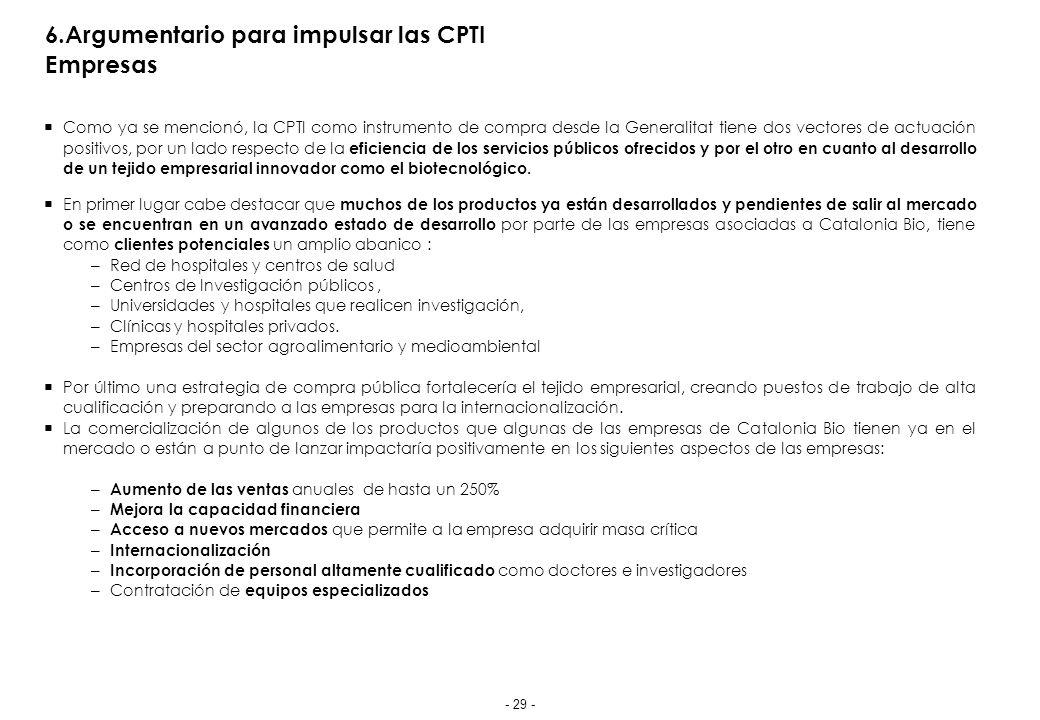 6.Argumentario para impulsar las CPTI Generales