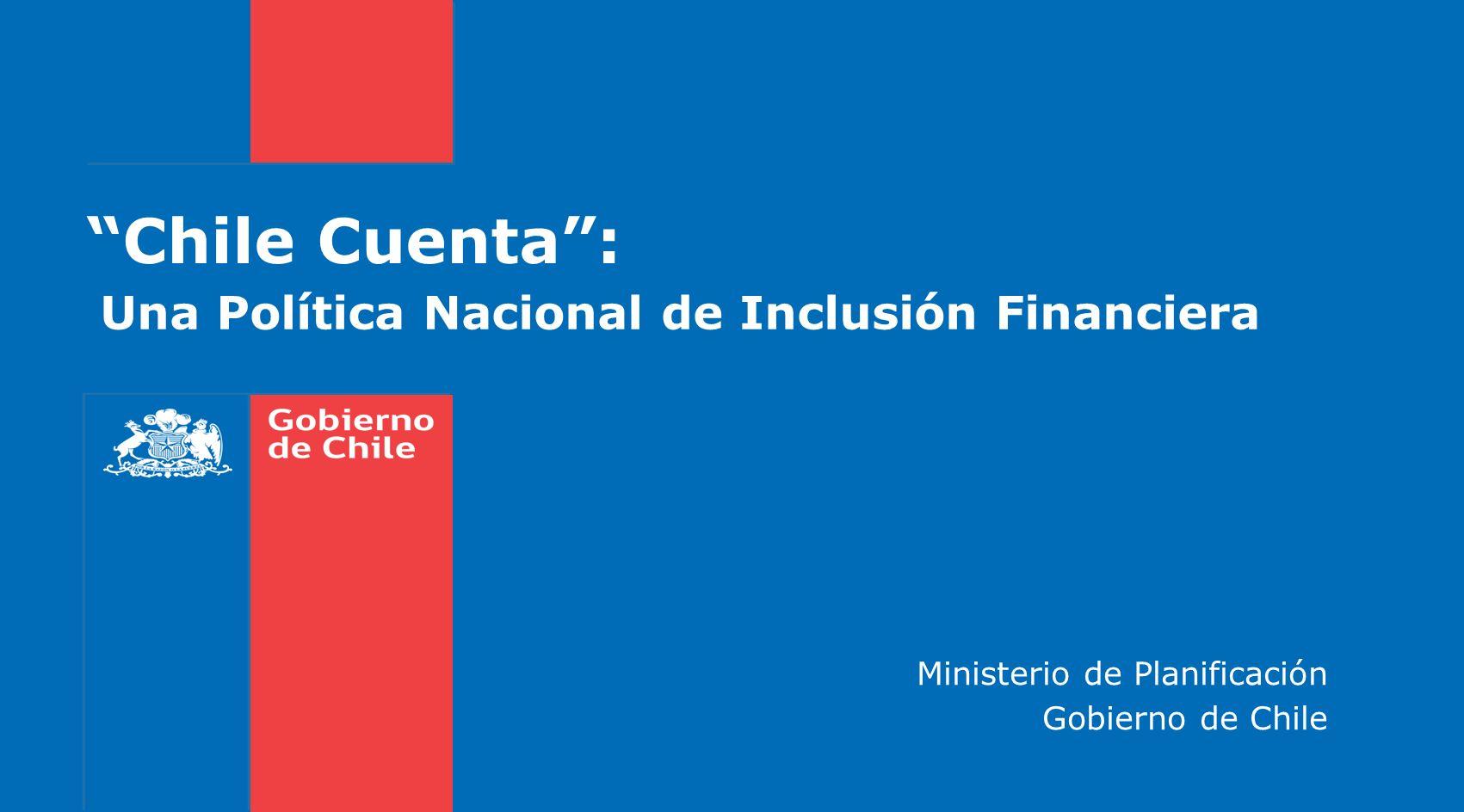Ministerio de Planificación Gobierno de Chile