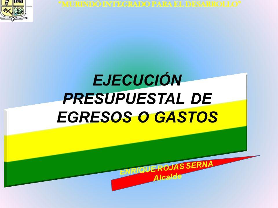 MURINDÓ INTEGRADO PARA EL DESARROLLO