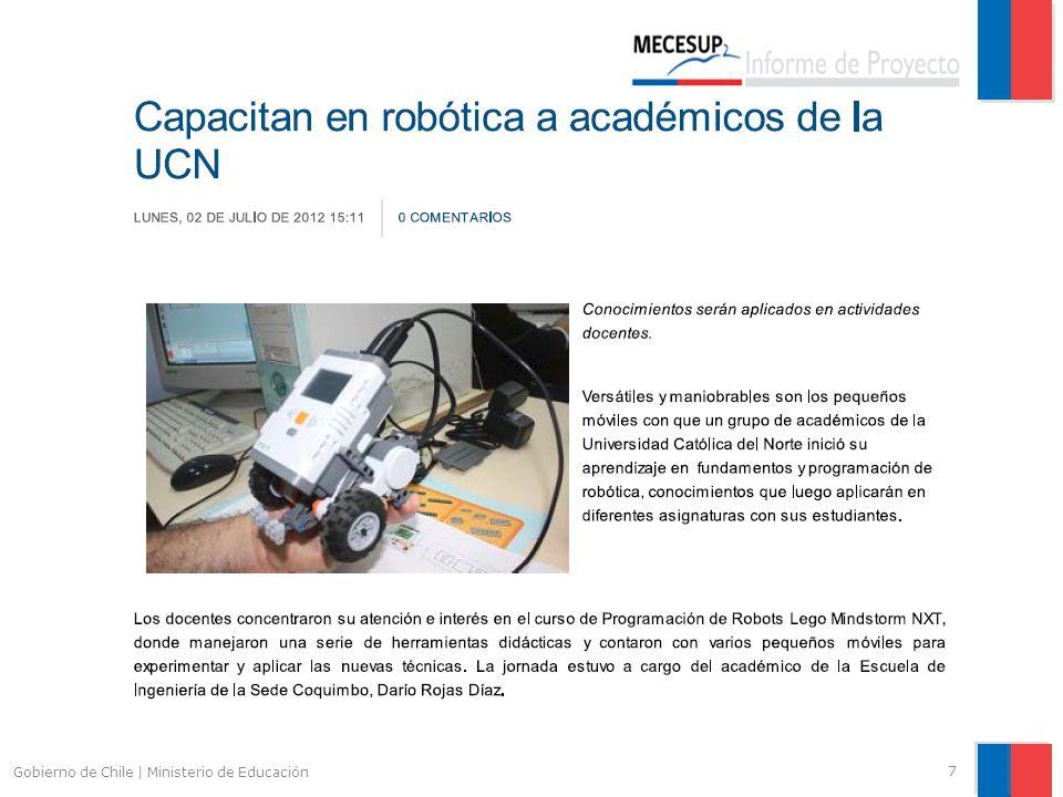 Gobierno de Chile | Ministerio de Educación