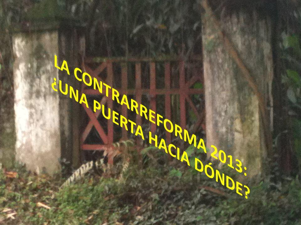 ¿UNA PUERTA HACIA DÓNDE
