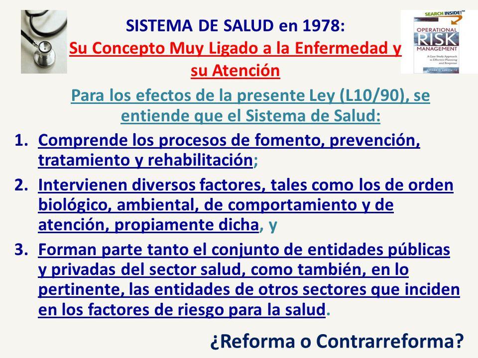 ¿Reforma o Contrarreforma