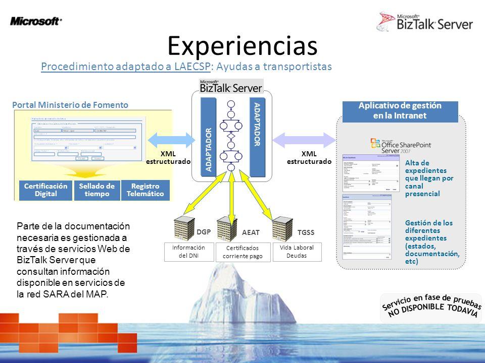 Certificación Digital Servicio en fase de pruebas