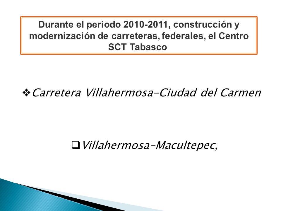 Carretera Villahermosa-Ciudad del Carmen