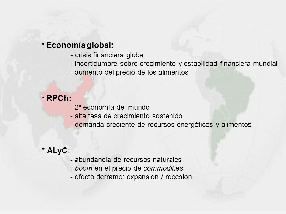 - crisis financiera global