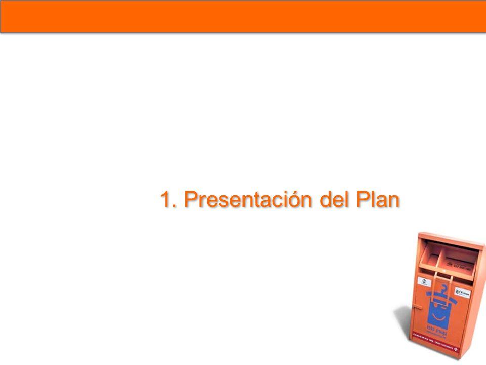 Presentación del Plan