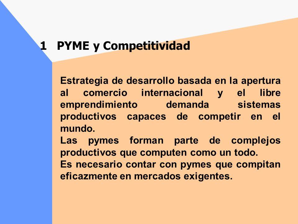 1 PYME y Competitividad