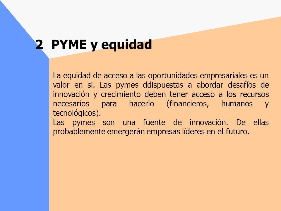 2 PYME y equidad