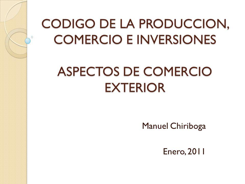 Manuel Chiriboga Enero, 2011