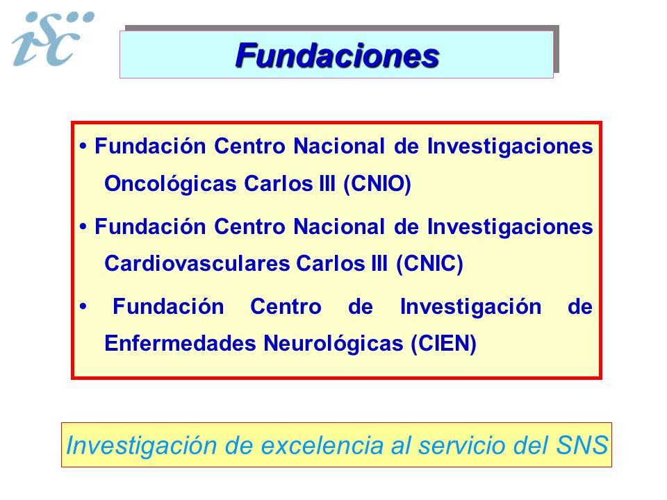 Investigación de excelencia al servicio del SNS
