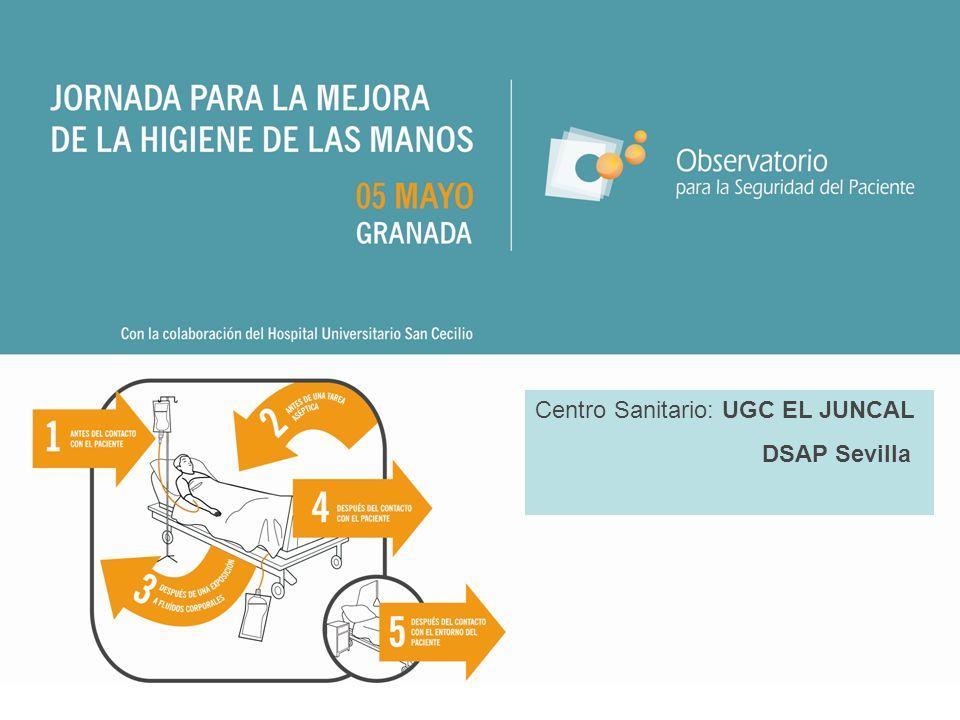 Centro Sanitario: UGC EL JUNCAL