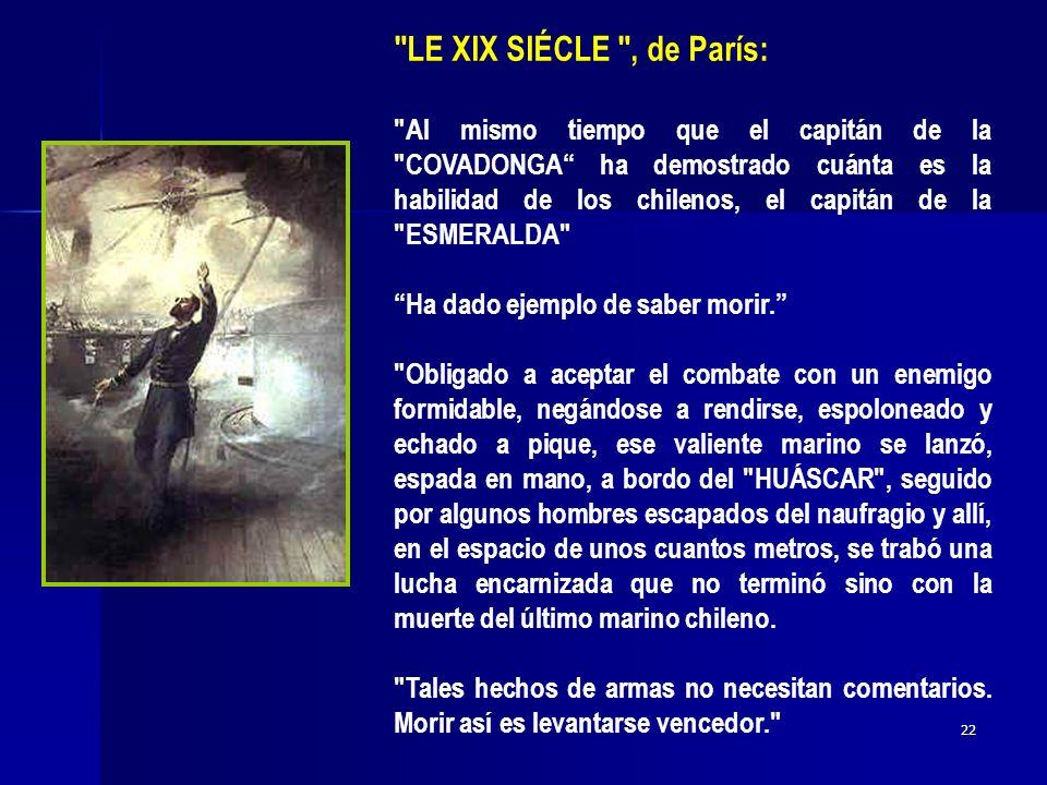 LE XIX SIÉCLE , de París: