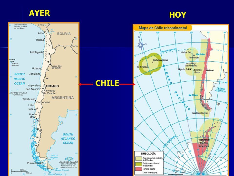 AYER HOY CHILE