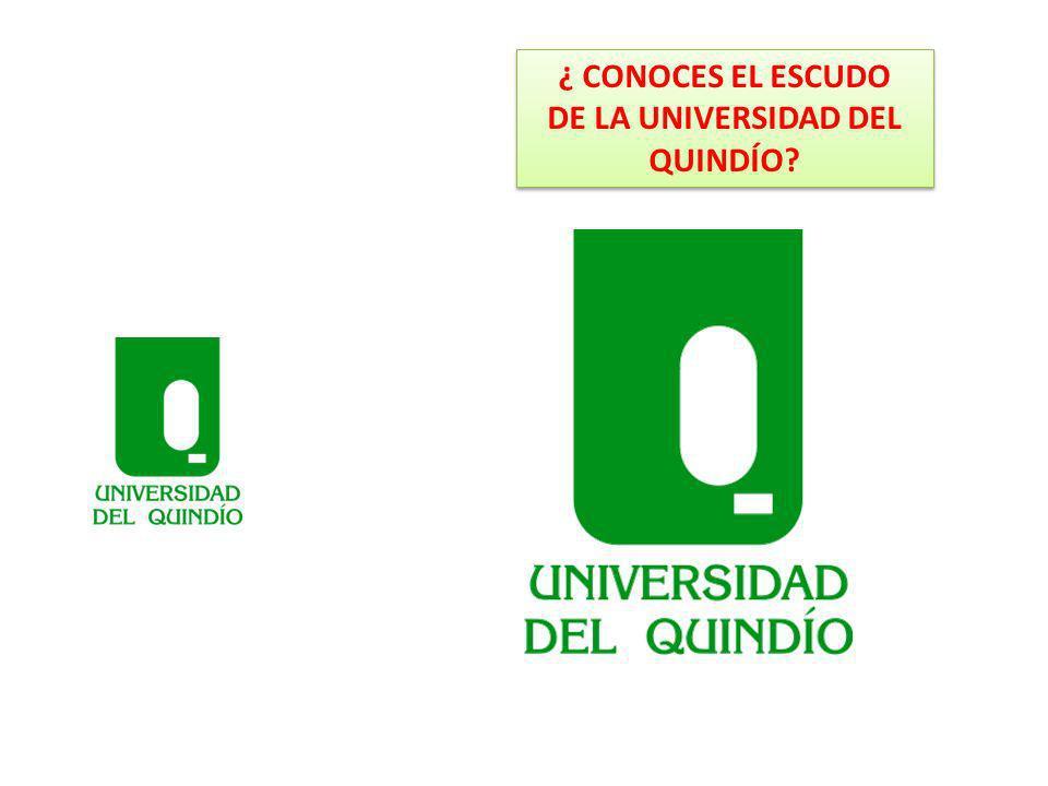 DE LA UNIVERSIDAD DEL QUINDÍO