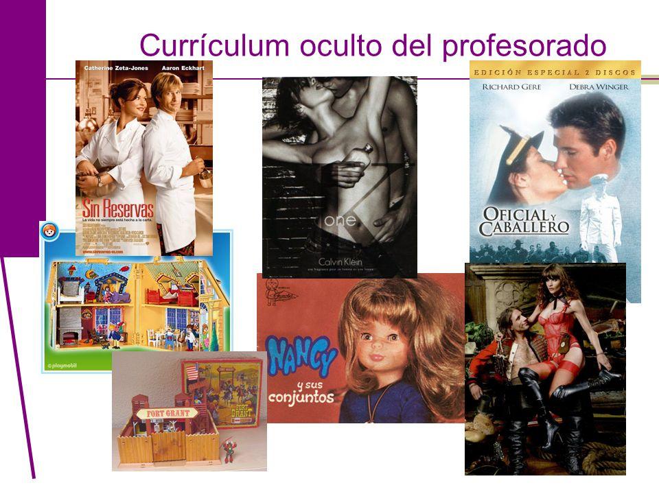 Currículum oculto del profesorado
