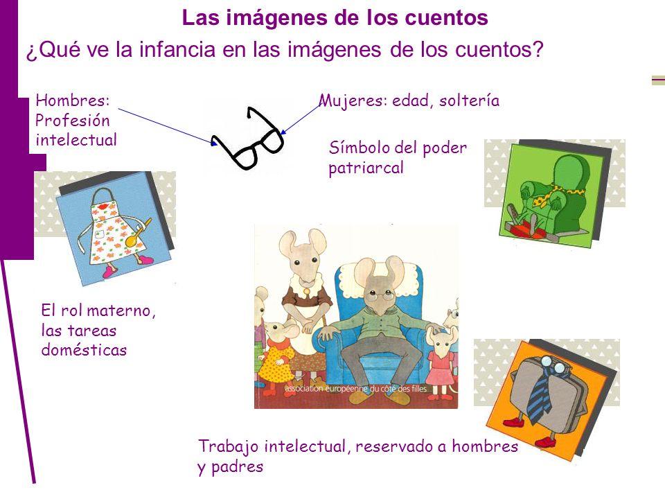 Las imágenes de los cuentos