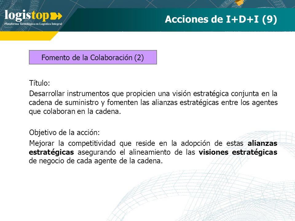 Fomento de la Colaboración (2)