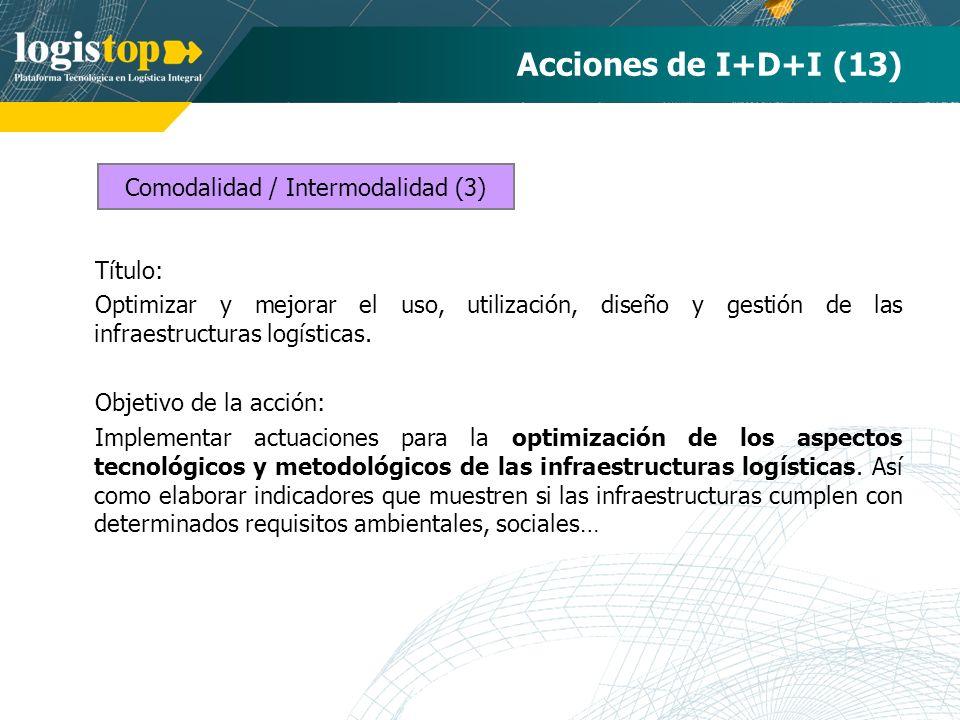 Comodalidad / Intermodalidad (3)