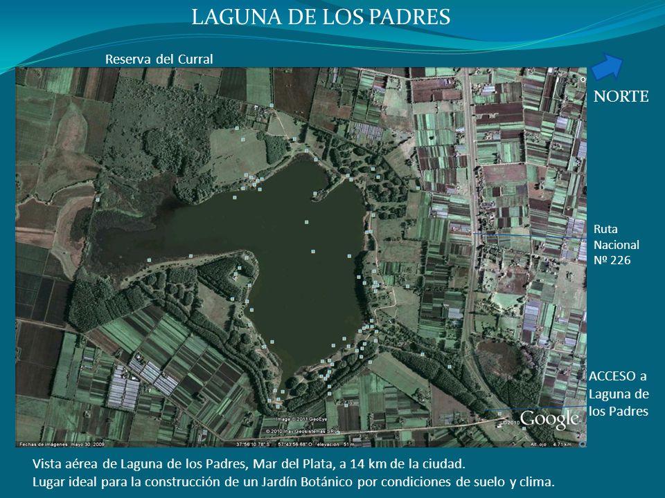 LAGUNA DE LOS PADRES NORTE Reserva del Curral ACCESO a