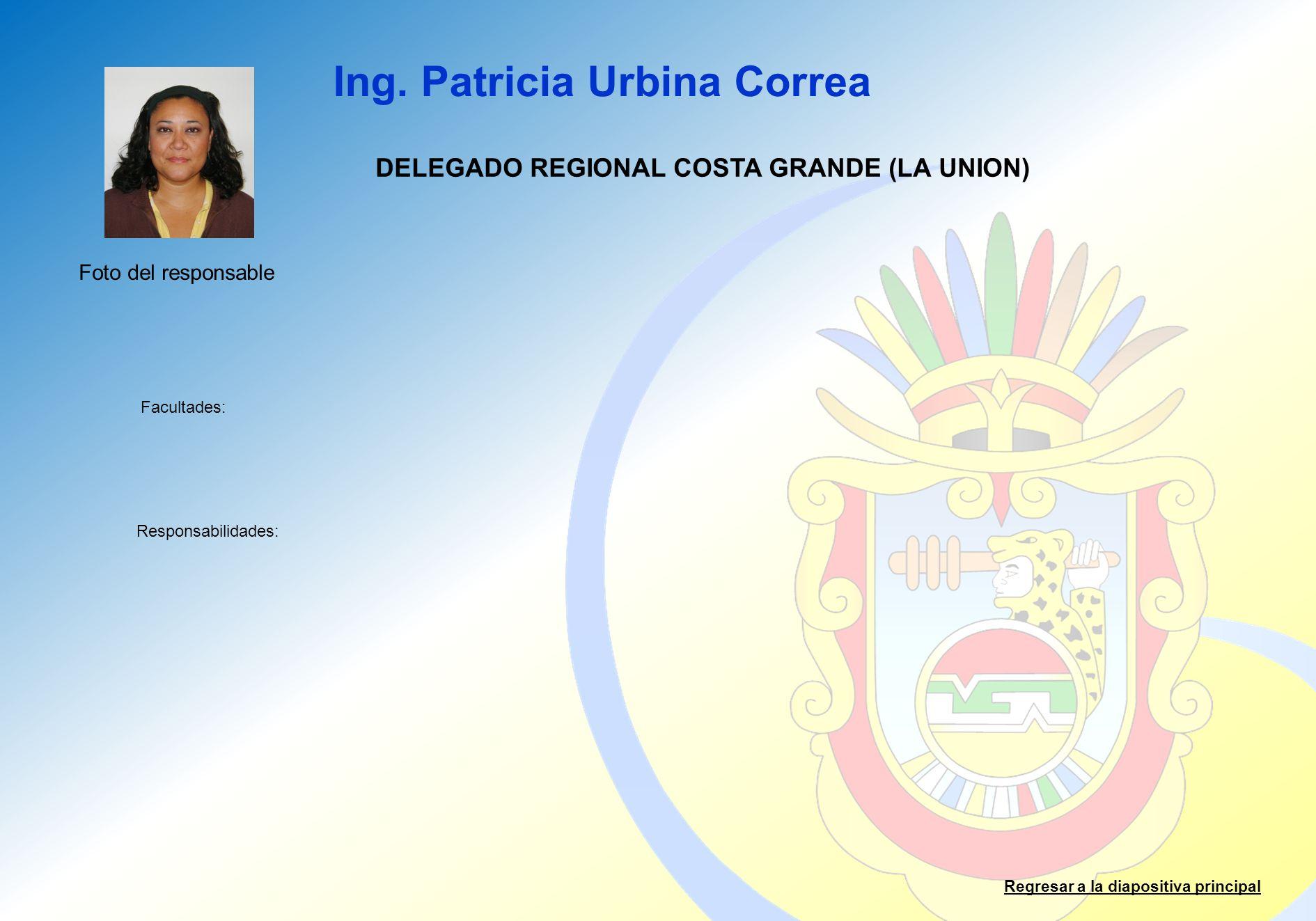 DELEGADO REGIONAL COSTA GRANDE (LA UNION)