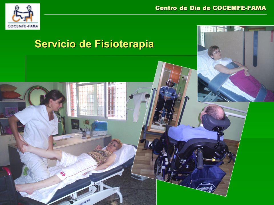 Centro de Día de COCEMFE-FAMA
