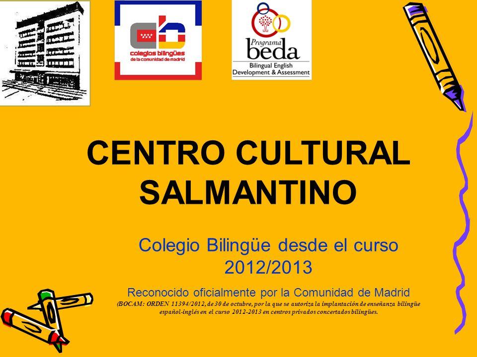 CENTRO CULTURAL SALMANTINO