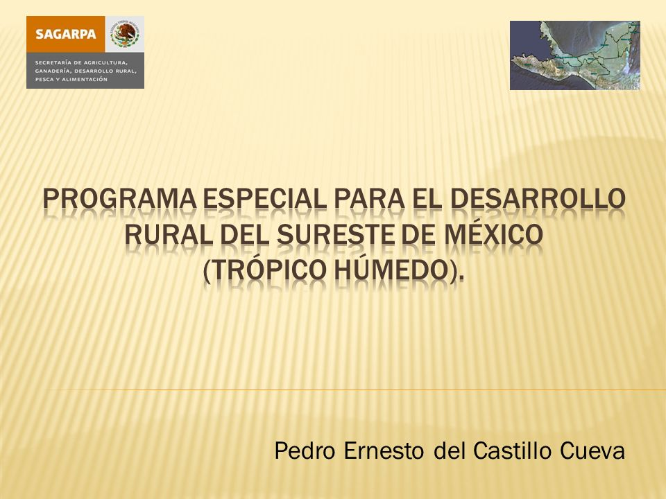 Pedro Ernesto del Castillo Cueva