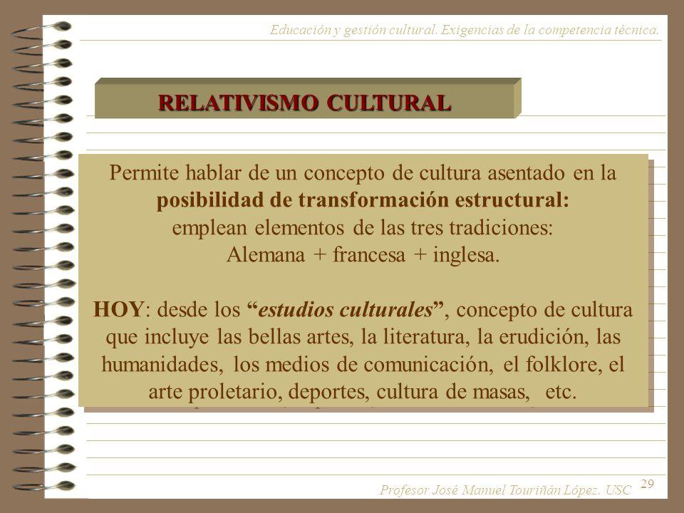 emplean elementos de las tres tradiciones: