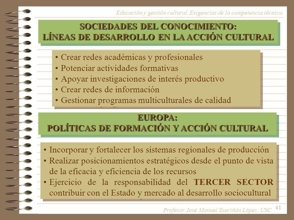 SOCIEDADES DEL CONOCIMIENTO: