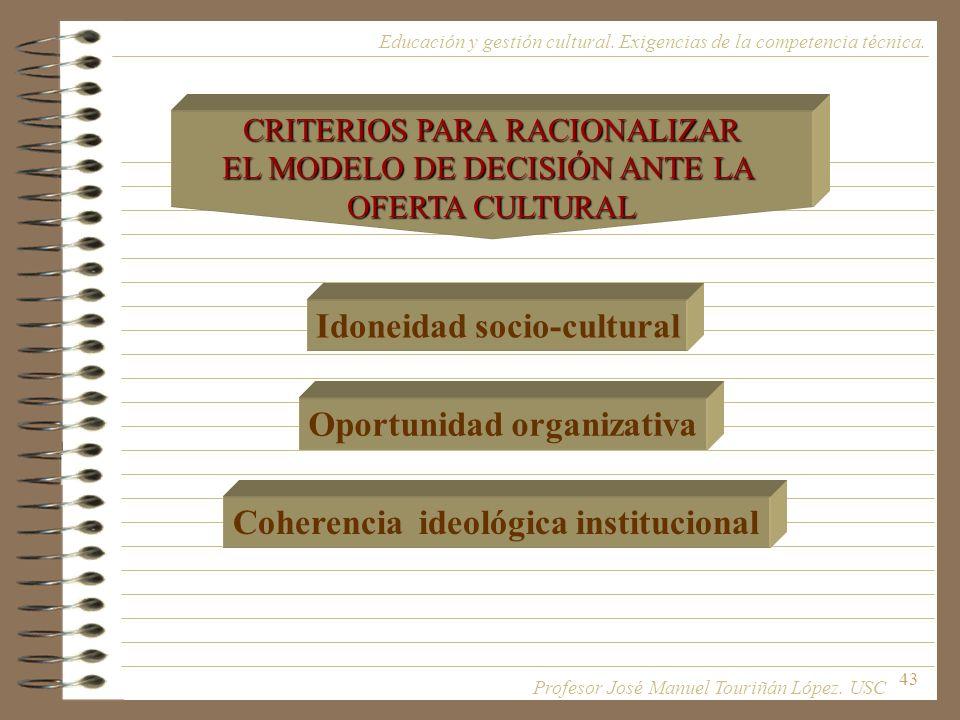 Idoneidad socio-cultural