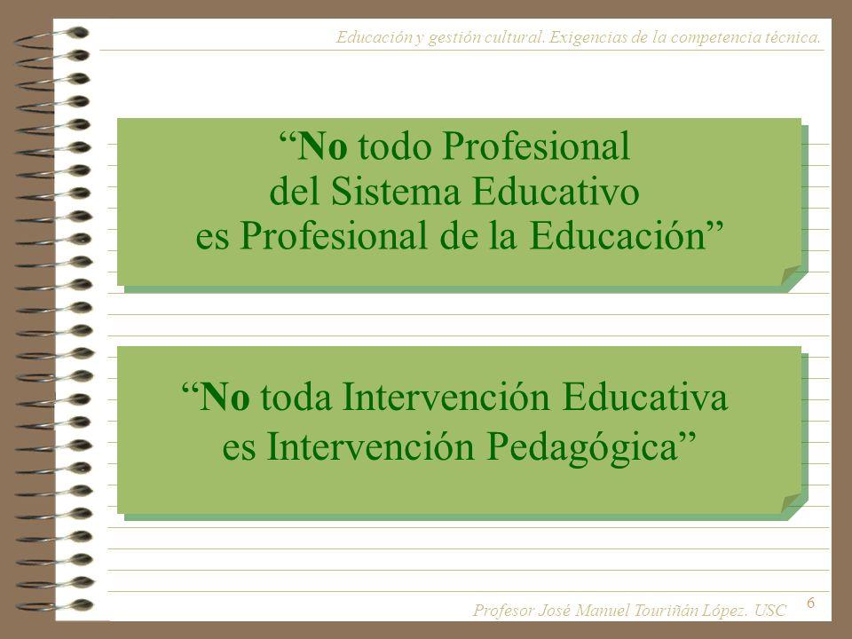 es Profesional de la Educación