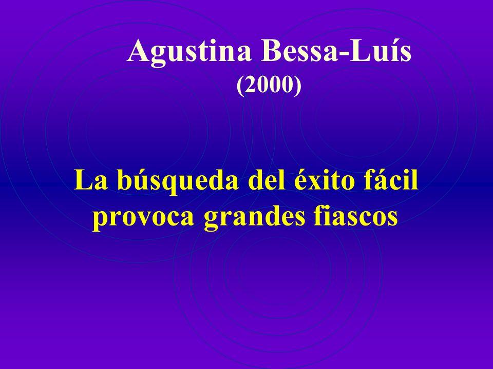 Agustina Bessa-Luís (2000)