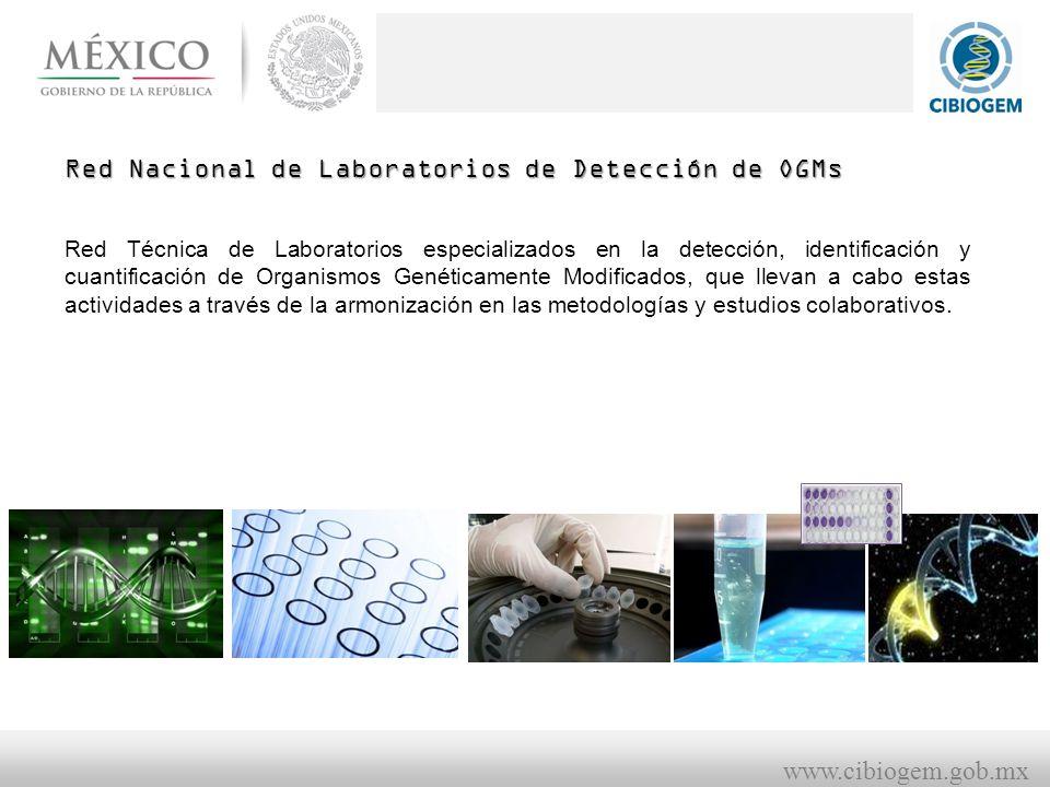 Red Nacional de Laboratorios de Detección de OGMs